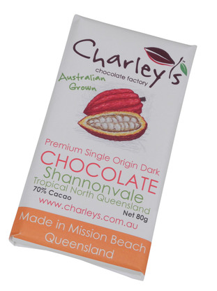 Australian Made Premium Dark Chocolate