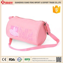 New Style Girls Pink Fabric Satchel