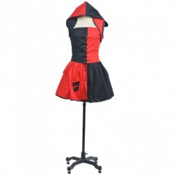 alicestyless.com is selling Batman Arkham Asylum City Harley Quinn Cosplay Costumes