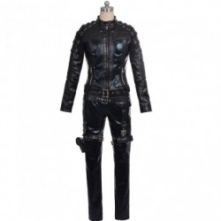 alicestyless.com Green Arrow Black Canary Dinah Laurel Lance Cosplay Costumes
