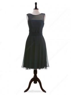 Black Bridesmaid Dresses Canada Online | Pickeddresses
