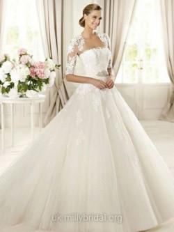 Chic Lace Wedding Dresses, Bridal Gowns UK – dressfashion.co.uk