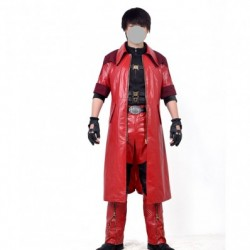 alicestyless.com Devil May Cry 4 Dante Cosplay Costumes
