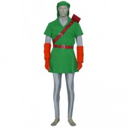 alicestyless.com The Legend of Zelda Link Cosplay Costume