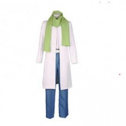 Alicestyless.com Dramatical Murder Clear White Cosplay Costume