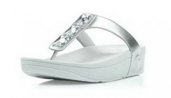 Fitflops Pietra Sandals Silver Womens