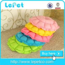 Hot sale pumpkin round 2 in 1 Double-use cheap pet cushion/mat princess dog bed