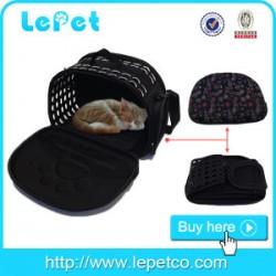 Wholesale custom logo travel dog bag/dog backpack carrier/dog carrier purse
