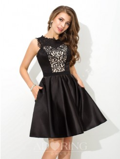 Semi Formal Dresses, Cheap Short Formal Dresses Online – AdoringDress