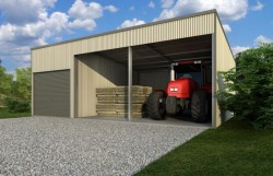 Skillion Roof Sheds for Sale | Mono Pitch Shed Range