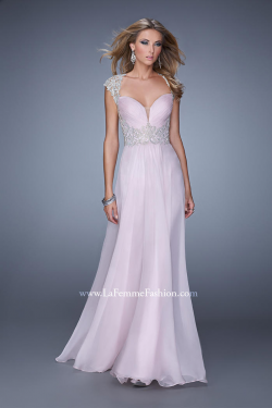US$156.99 2015 Ruched Chiffon Pink Cap Sleeves Appliques Sweetheart Tulle Zipper