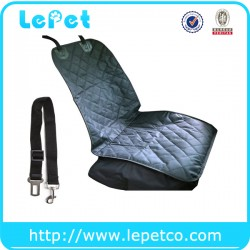 Waterproof Pet car Seat Cover With Seat Belt Pet Hammock Car seat cover factory wholesale supply