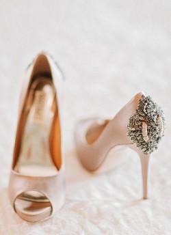 Shoes. Badgley Mischka.