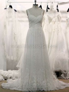A-line Wedding Dresses, Elegant Wedding Dresses – DressesofGirl.com