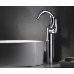 Amazing Chrome Finish Single Hole Mount Mixer Taps Bathroom Sink Faucet – FaucetSuperDeal.com