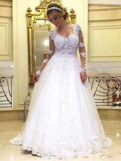 Princess Wedding Dresses, Pretty Wedding Dresses – DressesofGirl.com