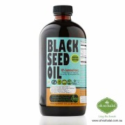 Black Seed Oil, Capsules & Seeds