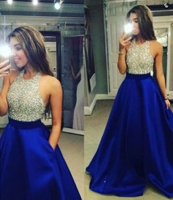 Buy Corset & Ball Gown Prom Dresses in Canada, Pickedresses.com