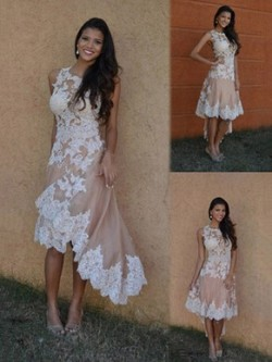 Buy High Low Prom Dresses, Canadian prom dresses at Pickedresses