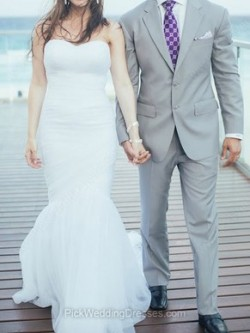 Cheap Mermaid Wedding Dresses   Shop Wedding Dress Trumpet Style, PWD