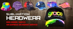 Grace Collection – Headwear, Bags and Clothing Express
