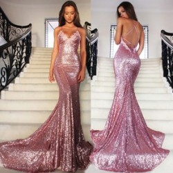 Mermaid Prom Dresses Canada | Dresses for Special Occasions | Pickedresses