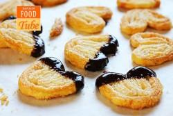 【蝴蝶酥 Puff Pastry Butterfly Cookie的做法】蝴蝶酥 Puff Pastry Butterfly Cookie怎么做_蝴蝶酥 Pu ...