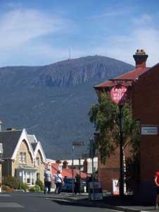 Hobart Caravan Cabin Park: What's special about Hobart?