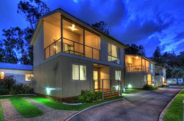 Kiama Accommodation » BIG4 Easts Beach Holiday Park
