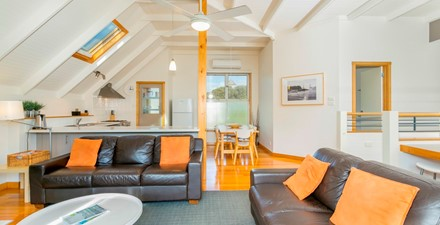 Seahaven Village, Accommodation