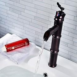 Antique Single Handle Centerset Bathroom Sink Faucet ORB Finish – FaucetSuperDeal.com