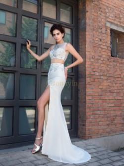 Two Piece Prom Dresses, Buy Cheap 2 Piece Dresses Online – Bonnyin.com
