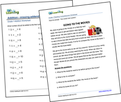 Online reading and math enrichment program for kids | K5 Learning