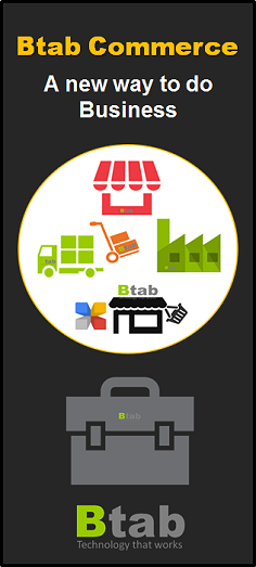 Btab Commerce is a New Way to do Business