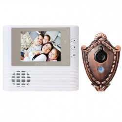 2.8 TFT LCD Color Video Door Phone Intercom