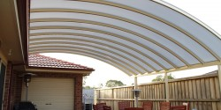 Outdoor Pergola Roofing Designs