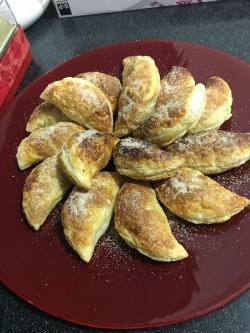 Bro baked Potato puffs
