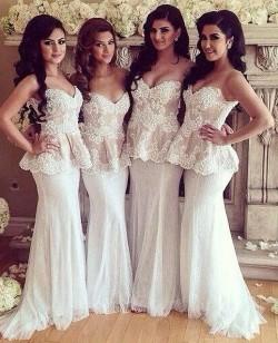 Brautjungfernkleider günstig