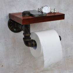 Utility of unique toilet paper holder in today's lives « Home Art