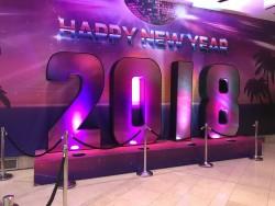 Happy New Year 2018 🎇