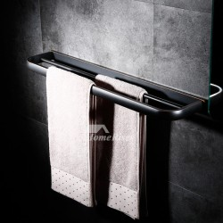 Where to find the best Black Towel Bar? | Roman Salicki Photography-Los Angeles Photographer