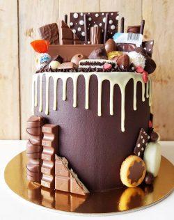 🤤 chocolate cake