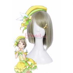 Anime Lovelive Nakasu Kasumi Cosplay Wigs for Sale – L-email Cosplay Wig