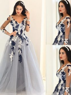 Cheap Prom Dresses 2018, Ball Dresses, Prom Gowns