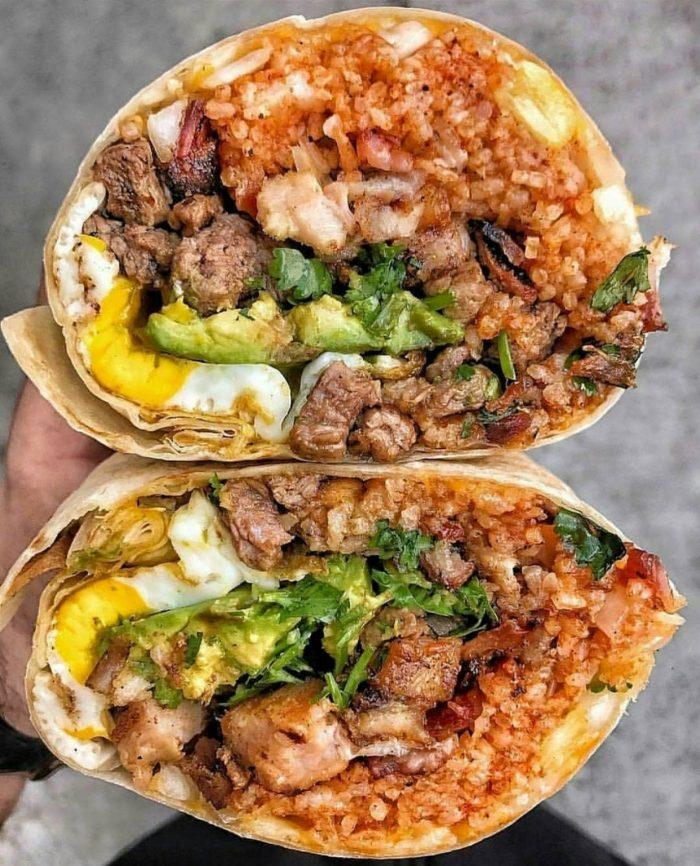 Ultimate Burrito 🤤