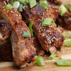 Honey Roasted BBQ Pork (Char Siu) Recipe by Tasty