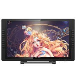 XP-Pen Artist 22E Pro Tablette Graphique avec Ecran à Stylet Rechargeable 8192 Niveaux
