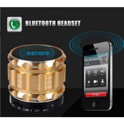Mini Bluetooth Speakers With FM Radio