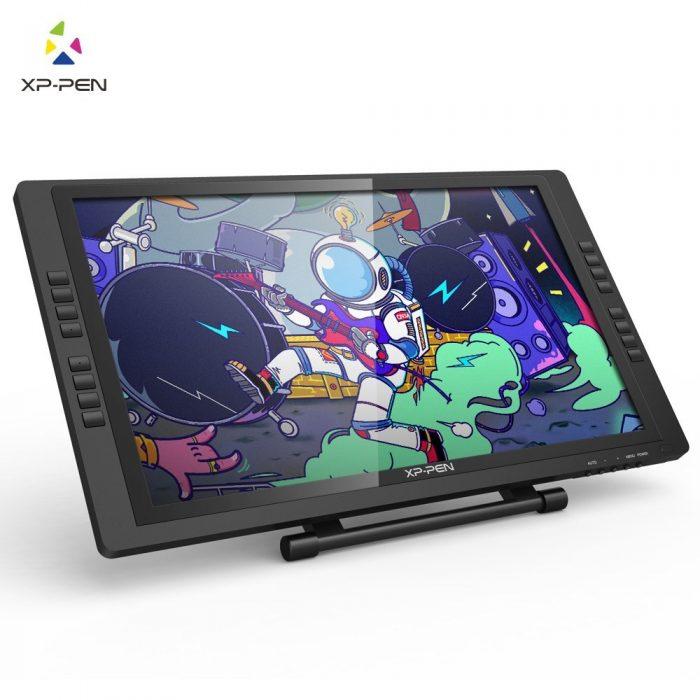 XP-Pen Artist 22E Pro Grafikmonitor grafiktablett zeichentablett mit IPS display für professionelle