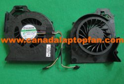 100% High Quality HP Pavilion DV7-6158CA Laptop CPU Fan